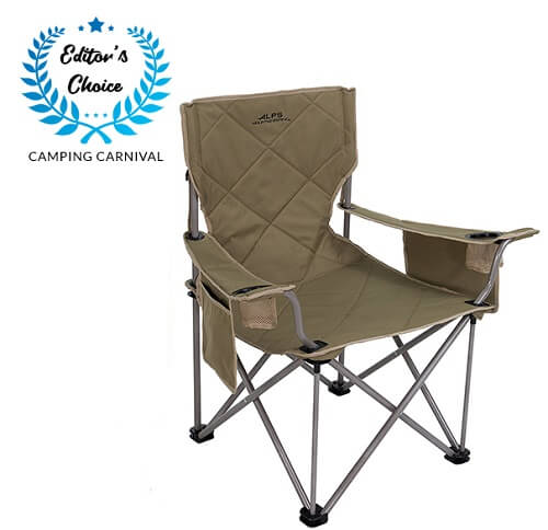 ALPS Mountaineering King Kong Chair  sc 1 st  C&ing Carnival & Best Folding Camping Chairs 2018 Exclusive Buyeru0027s Guide