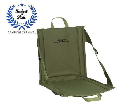 3. ALPS Mountaineering Weekender Seat