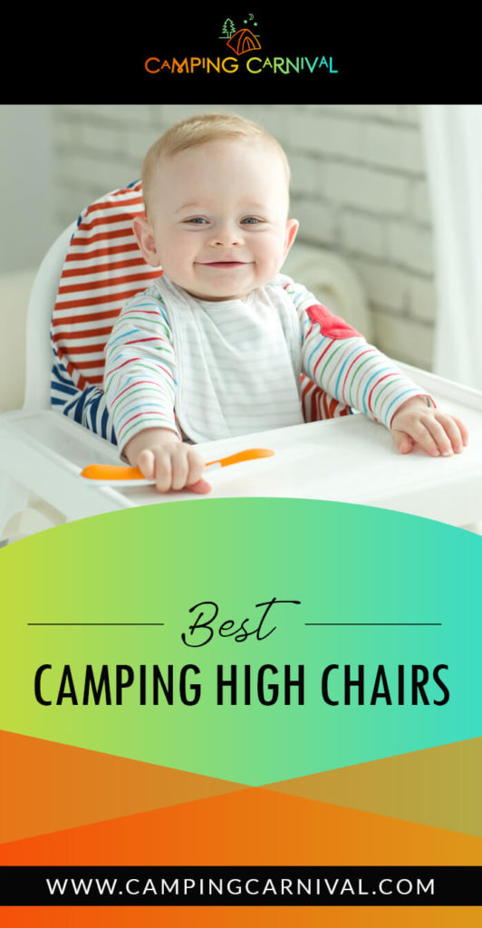 Baby high chairs for camping
