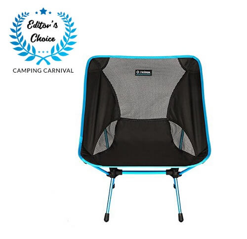 1. Big Agnes - Helinox Chair One