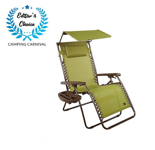 1. Gravity Free X-Wide Recliner for Bad Back