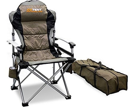 7. King Kokoda Camping Outdoor Chair for Bad Back