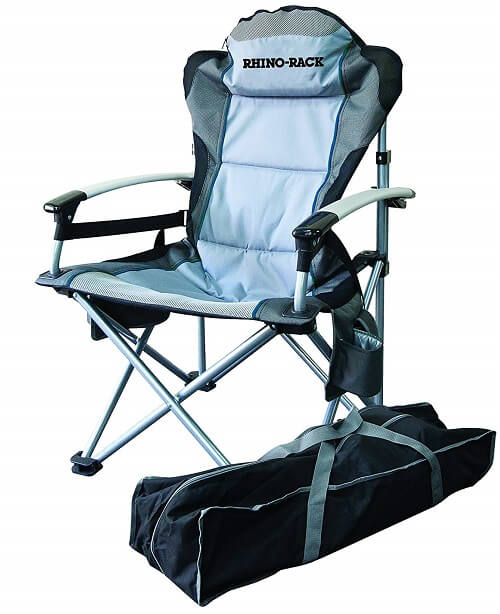 5. Padded Camping Chair RCC for Bad Back