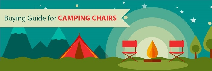 buying guide for folding camping chairs