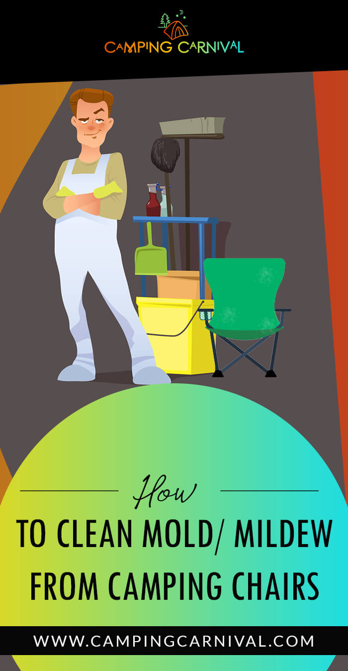 How To Clean Mold From Camping Chairs