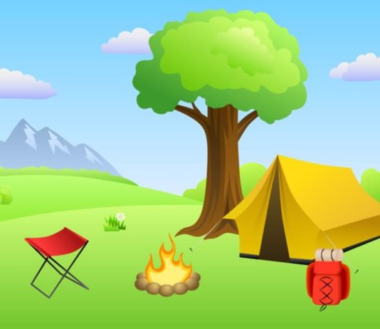 How to Clean Mold or Mildew from Camping Chairs - featured image