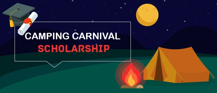 camping carnival scholarship program