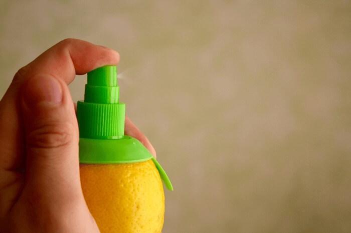 Lemon Spray {Method 2}