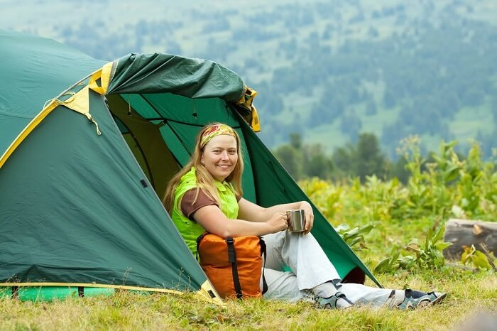 breathable tent
