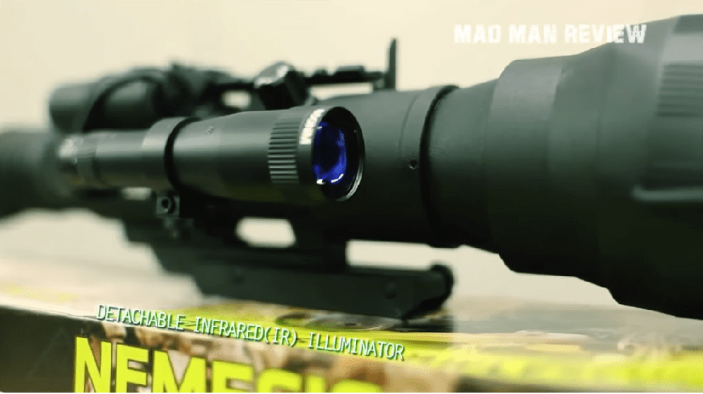 Rated Night Vision Scope