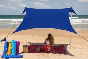 Family Beach Tent Canopy