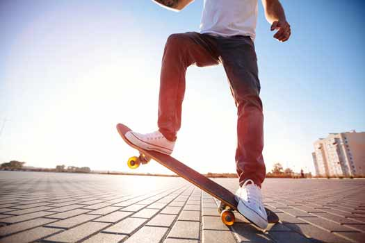 How to prevent longboard accidents