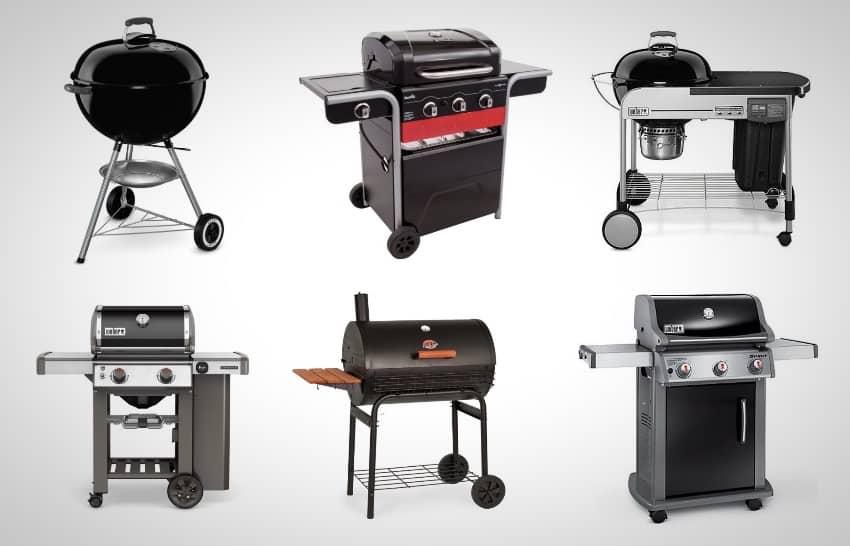 best gas grills under $500